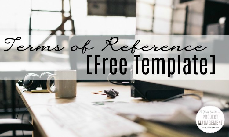 terms of reference free template myagileplm